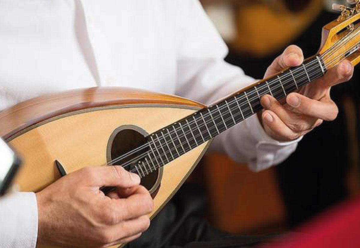 Mandolino in pillole - corsi di musica a imola