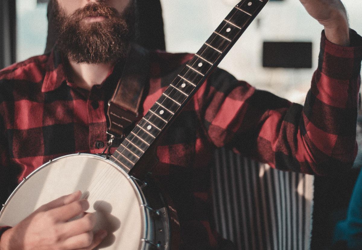 Banjo in pillole - corsi di musica a imola